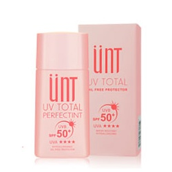UNT  防曬‧隔離-白茶輕透無油防曬乳(膚)