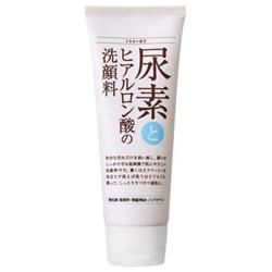 石澤研究所 臉部保養系列-尿素+玻尿酸 超水感洗顏霜 Urea & Hyaluronic Acid Face Wash