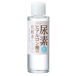 尿素+玻尿酸 超水感化粧水 Urea & Hyaluronic Acid Toner