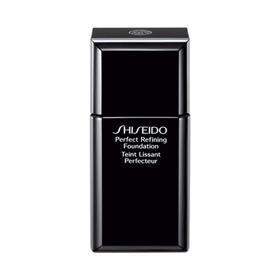 SHISEIDO 資生堂-專櫃 粉底液-時尚色繪尚質霧采粉蜜SPF15