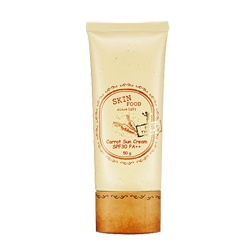 SKINFOOD 防曬‧隔離-胡蘿蔔純淨美妍防曬乳 SPF30 PA++
