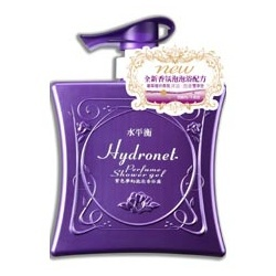 紫色夢幻泡泡香浴露 Hydronet perfume shower gel – Purple