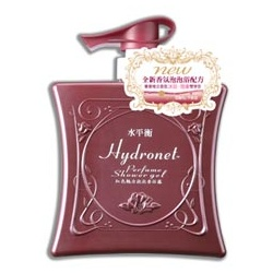 hydrobalance 水平衡 身體保養-紅色魅力泡泡香浴露 Hydronet perfume shower gel – Red