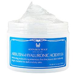 熊果素+玻尿酸淨白果凍面膜 Arbutin + Hyaluronic Acid Brightening Jelly Mask