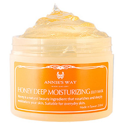 蜂蜜深層保濕果凍面膜 Honey Deep Moisturizing Jelly Mask