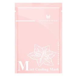 薄荷沁涼隱形面膜 Mint Cooling Invisible Silk Mask