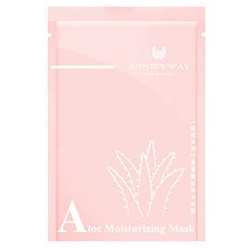 Annie`s Way 舒緩面膜系列-蘆薈舒緩保水隱形面膜 Aloe Moisturizing Mask