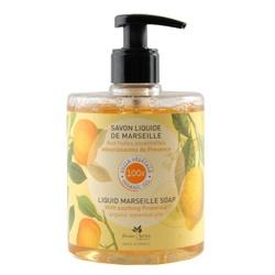 Panier des Sens 普羅旺斯自然莊園 身體保養系列-精油馬賽皂液 Liquid Marseille Soap