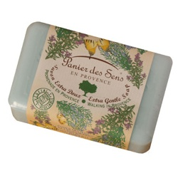 Panier des Sens 普羅旺斯自然莊園 身體保養系列-乳油木香氛皂 Extra Gentle Shea Butter Soap