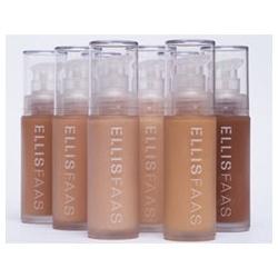 ELLIS FAAS 底妝系列-裸膚柔紗粉底液