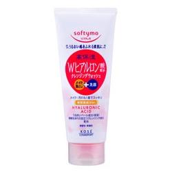 Softymo 絲芙蒂 洗顏-玻尿酸特淨卸粧洗顏霜 softymo SUPER CLEANSING WASH (H)