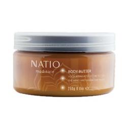 Natio 凝思身體系列-凝思香氛身體滋養霜-玫瑰 Meditate Body Butter with Rose