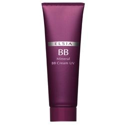 ELSIA 艾兒希亞 BB產品-無瑕礦彩BB霜 SPF30 PA++ MINERAL BB Cream UV