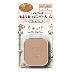 Nature&Co  粉餅-純淨柔礦粉餅