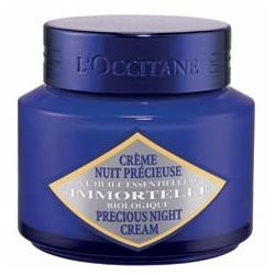 L'OCCITANE 歐舒丹 乳霜-蠟菊精華修護霜 Precious Night Cream