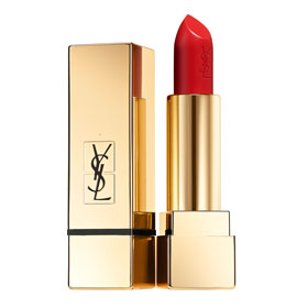 YSL 聖羅蘭  唇膏-奢華緞面唇膏 ROUGE PUR COUTURE