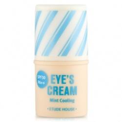 ETUDE HOUSE  眼部保養-好眼光沁涼明亮眼霜(日用) Eye's Cream Mint Cooling