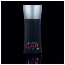 男仕香氛產品-CODE SPORT男性淡香水 Armani Code Sport Eau de Toilette