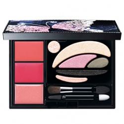 彩妝組合產品-星鑚美形舒芙蕾遊色盤