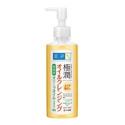 極潤保濕卸粧油