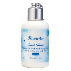 SWEET HEART熱情奔放香體保濕乳 KAMERIA Passionate and Wild Body Lotion