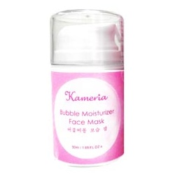Kameria 凱蜜菈 保養面膜-泡泡保濕水凝膜 KAMERIA Bubble Moisturizer Face Mask