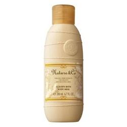 Nature&Co  身體保養-金薑緊緻潤膚乳