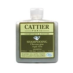 男仕洗潤髮品產品-綠凝土淨油洗髮精 Shampoo with Green Clay