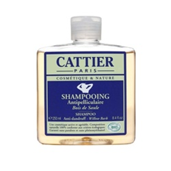 CATTIER 加帝耶 頭髮護理系列-柳絲淨屑洗髮精 Shampoo with Willow Bark Extract