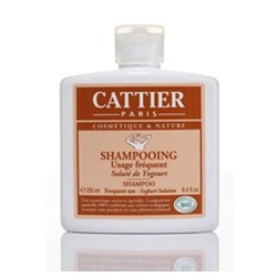 CATTIER 加帝耶 頭髮護理系列-優格淨衡洗髮精 Shampoo with Yoghurt Solution