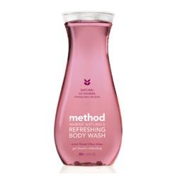 天然沐浴露 marine naturals refreshing body wash