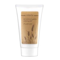 vinvin 魔法美肌學苑 燕麥柔敏系列-燕麥柔敏胺基酸洗面乳