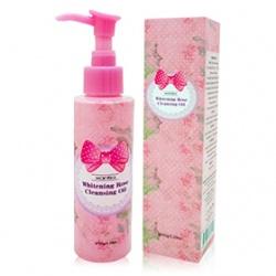 xantia 桑緹亞 肌膚調理系列-玫瑰淨白潔顏油 Whitening Rose Cleaning oil