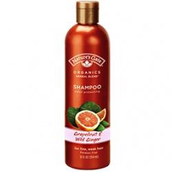 橘瑪瑙有機野生薑洗髮精