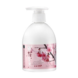 櫻為有米純白身體乳 Whitening Body Milk-Cherry Blossoms