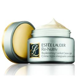 Estee Lauder 雅詩蘭黛 白金級全能精萃輕質系列-白金級全能精萃輕質乳霜 Re-Nutriv Replenishing Comfort Creme Light