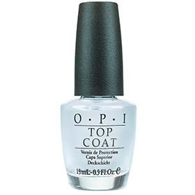 OPI 指甲修護系列-亮麗保色護甲油 Top Coat