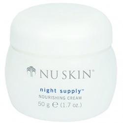 Nu Skin 如新 乳霜-夜間賦活保濕霜 Night Supply Nourishing Cream