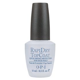 OPI 指甲修護系列-亮麗快乾護甲油 RapiDry Top Coat