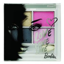 Barbie 芭比系列彩妝 眼影-電眼美神眼彩寶盒