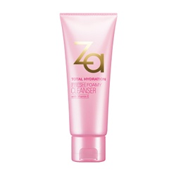 Za  肌Q水潤系列-肌Q水潤 洗面乳