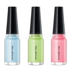 雲端綺想 指甲油 「celestial garden」nail color-ciel blue/ray green/aroma pink