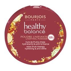 BOURJOIS 妙巴黎 蜜粉-果然美肌光蜜粉餅 Healthy Balance Compact Powder
