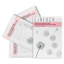 EINFACH 安法荷 保養面膜-柔舒涵水羽絲面膜 Einfach Intensive Skin Moisture Balancing Silk Mask