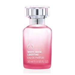 The Body Shop 美體小舖 粉蘭&#12398麝香香氛系列-粉蘭の麝香香水 White Musk Libertine Eau De Parfum