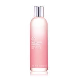 The Body Shop 美體小舖 粉蘭&#12398麝香香氛系列-粉蘭の麝香沐浴膠 White Musk Libertine Body Wash