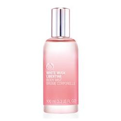 The Body Shop 美體小舖 粉蘭&#12398麝香香氛系列-粉蘭の麝香身體芳香噴霧