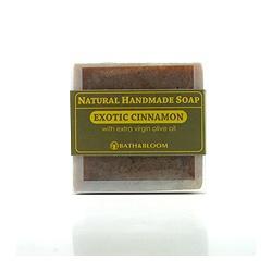 濃郁肉桂天然手工香皂 Exotic cinnamon soap