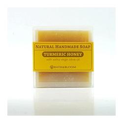 薑黃蜂蜜天然手工香皂 Turmeric honey soap