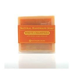 純淨玉蘭天然手工香皂 White champaka soap